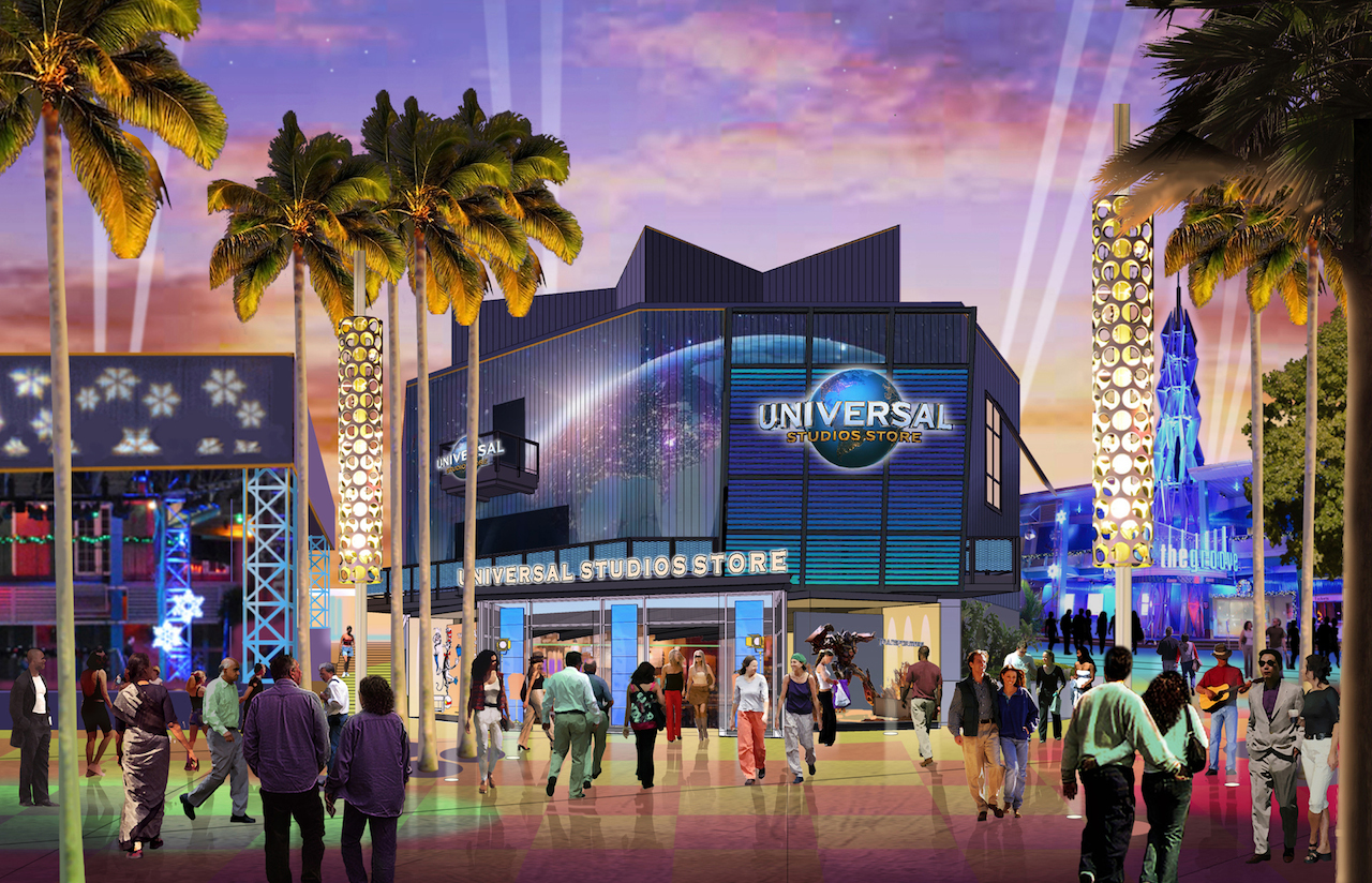 Image result for universal city walk element