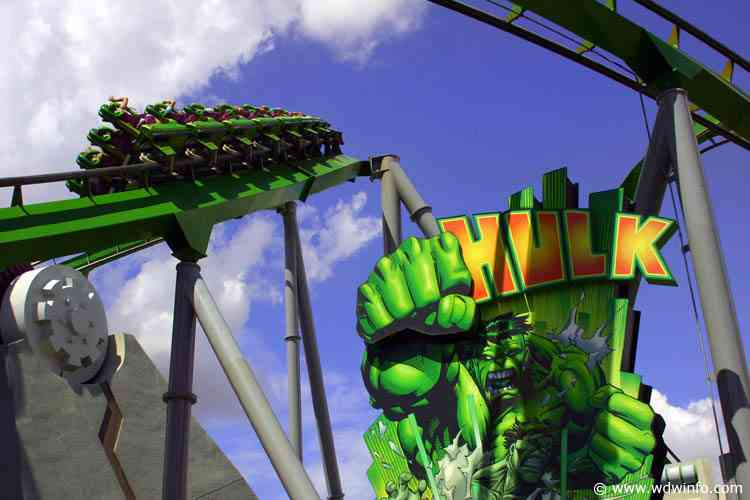 01-Incredible Hulk Coaster