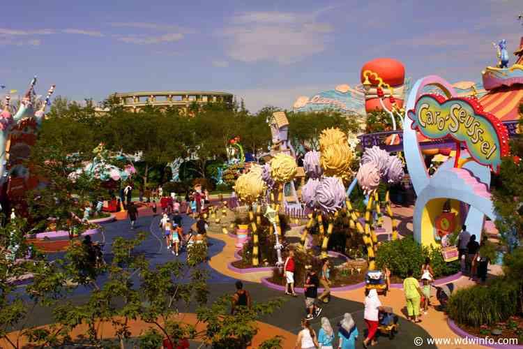 Universal Orlando Resort – Islands Of Adventure | Universal ...