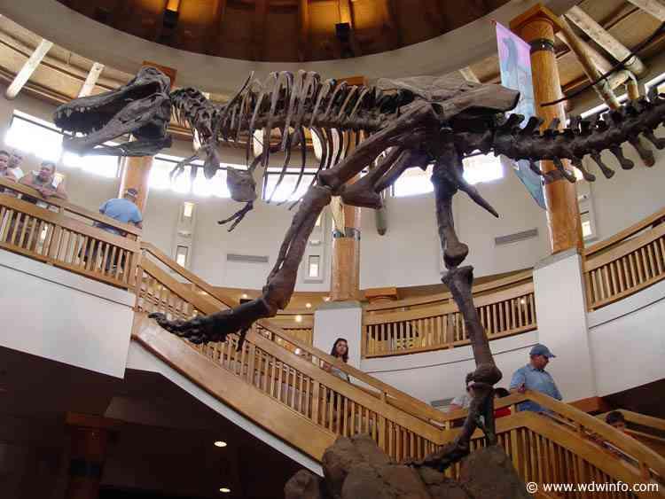 Universal Orlando Resort Jurassic Park Discovery Center