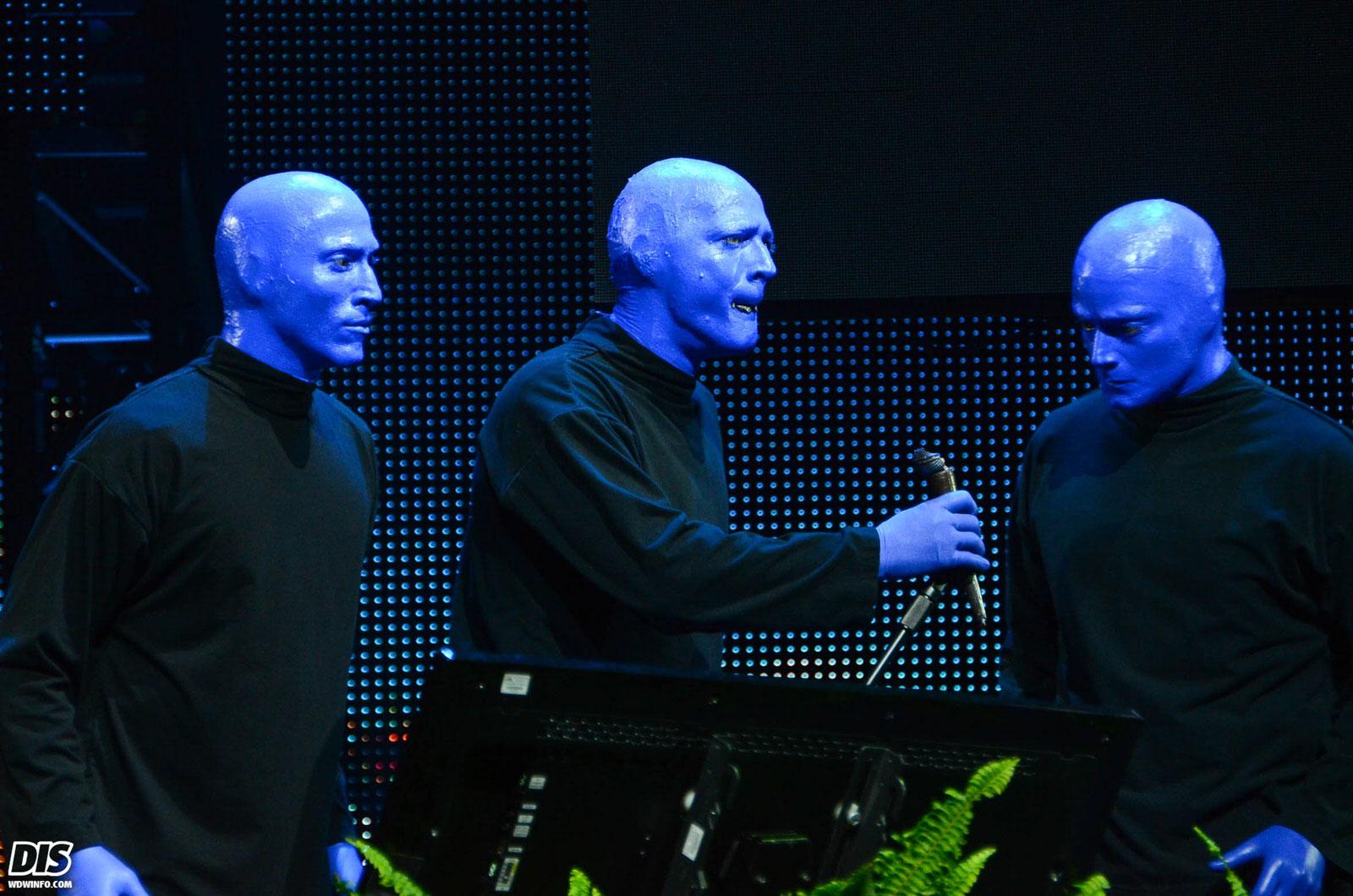 universal Blue man group