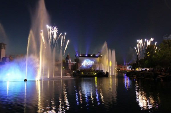 Cinematic Spectacular To Be Replaced With a New Nighttime Lagoon Show