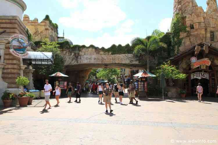 Entry Orlando TripAdvisor honors Islands of Adventure as the world's top theme park
