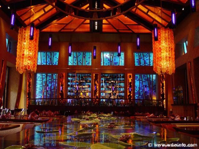 Universal Orlando Resort Royal Pacific Restaurants And