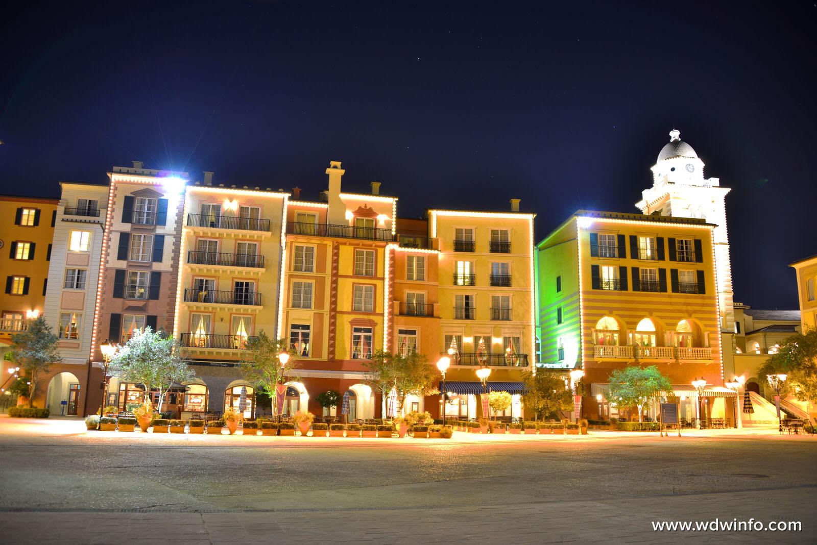 Loews Portofino Bay Hotel  Universal Blvd Orlando Fl
