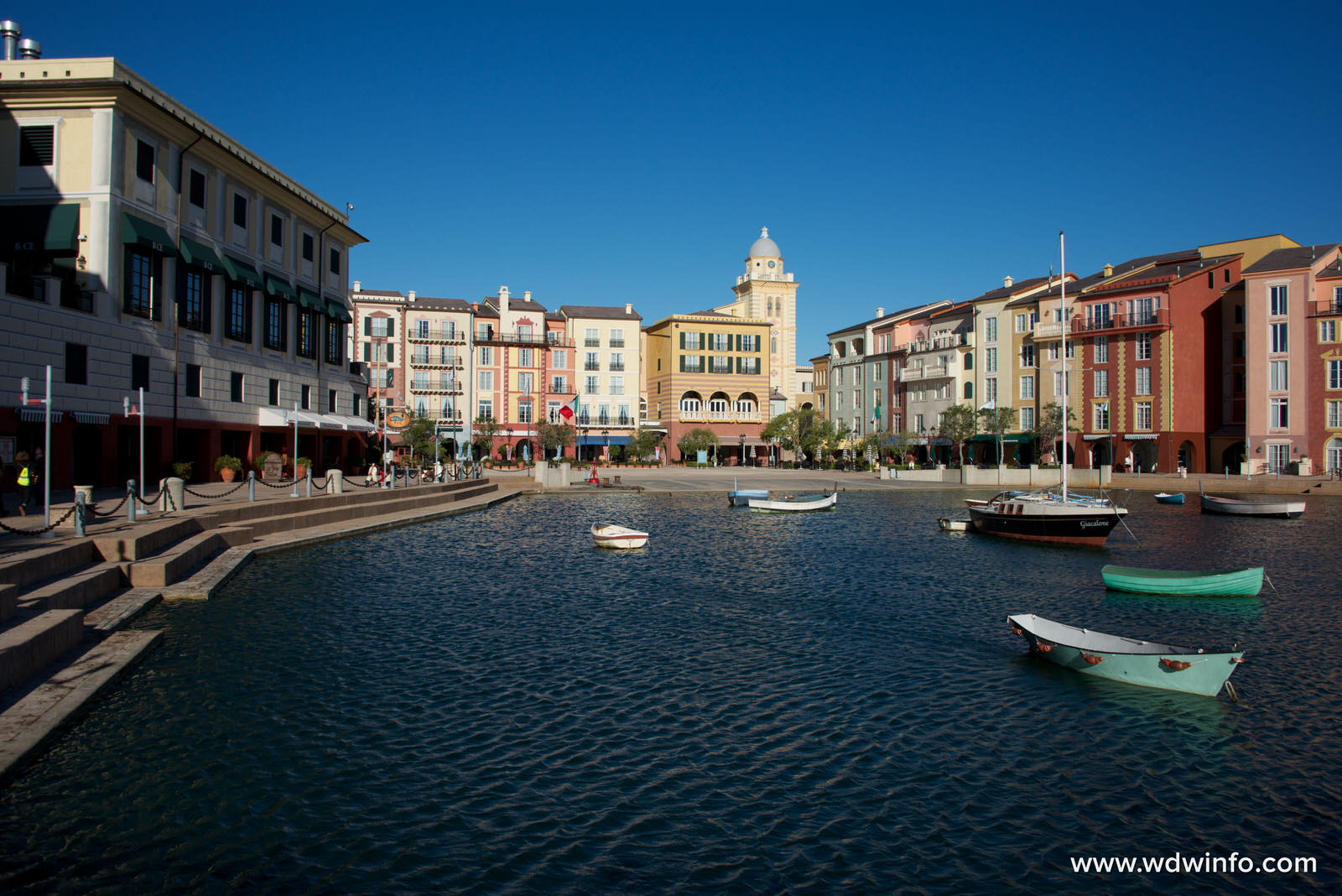 universal orlando resort review loews portofino bay