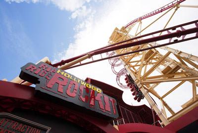Update: Metal detectors finish testing at Hollywood Rip Ride Rockit