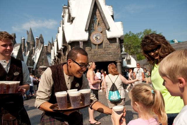 Universal Orlando Resort celebrates the one-year anniversary of The Wizarding World of Harry Potter.
