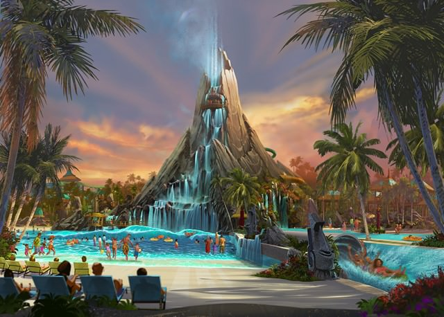 Volcano Bay water theme park coming to Universal Orlando in 2017