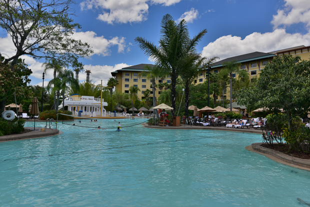 Universal Orlando Resort Review Royal Pacific Resort