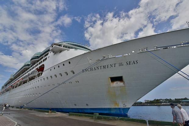 Universal Orlando Resort Review Royal Caribbean Enchantment Of - Enchantment of the seas