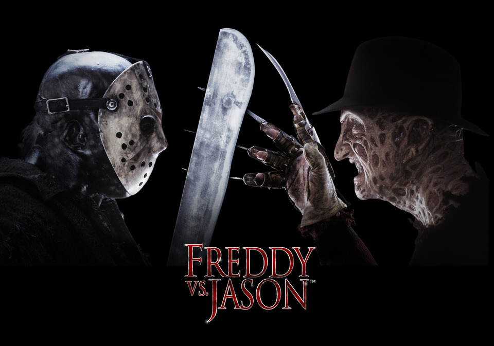Freddy vs. Jason Coming to Universal Orlando's Halloween Horro