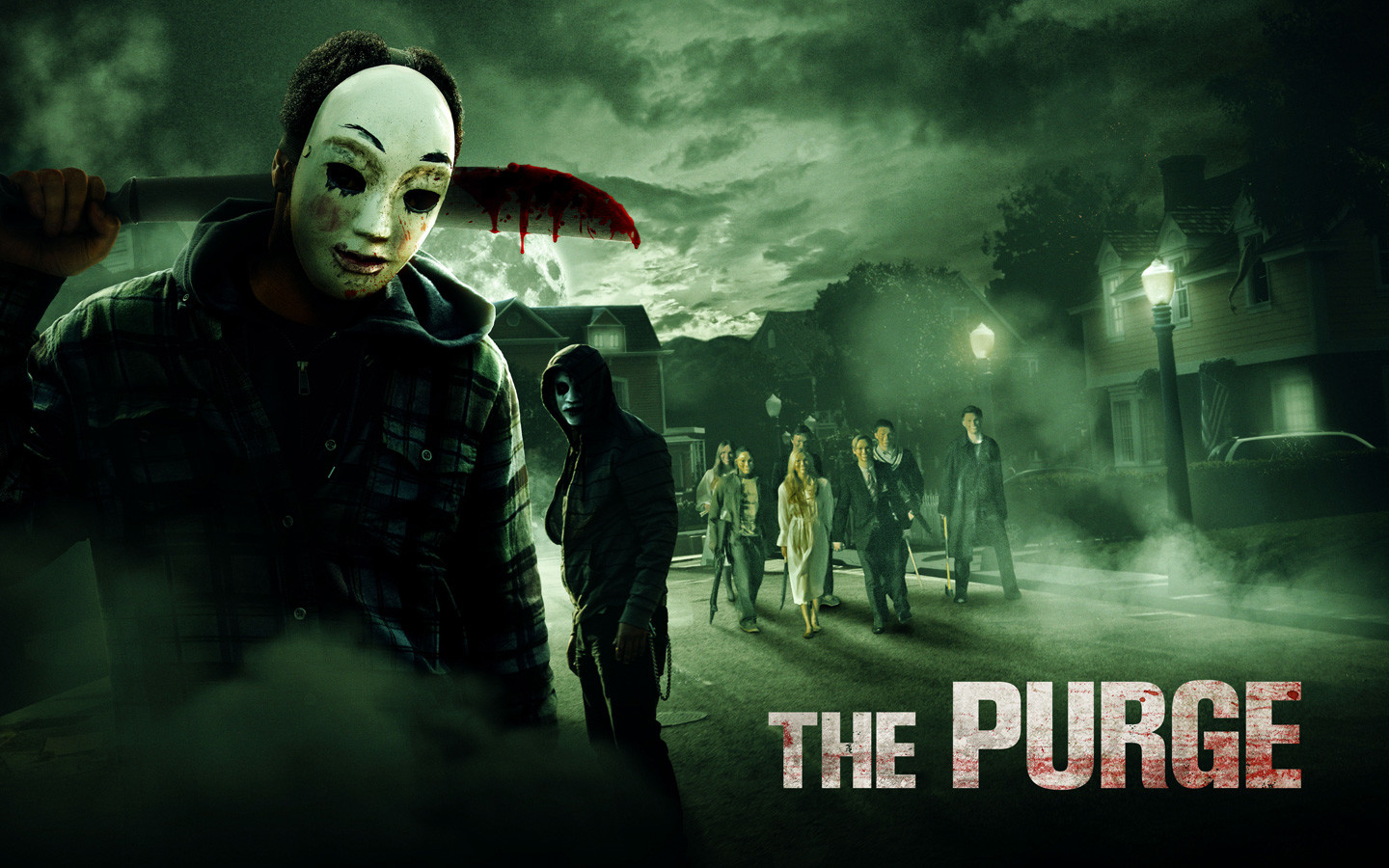 the purge is coming back to halloween horror nights - Halloween Horror Night Theme
