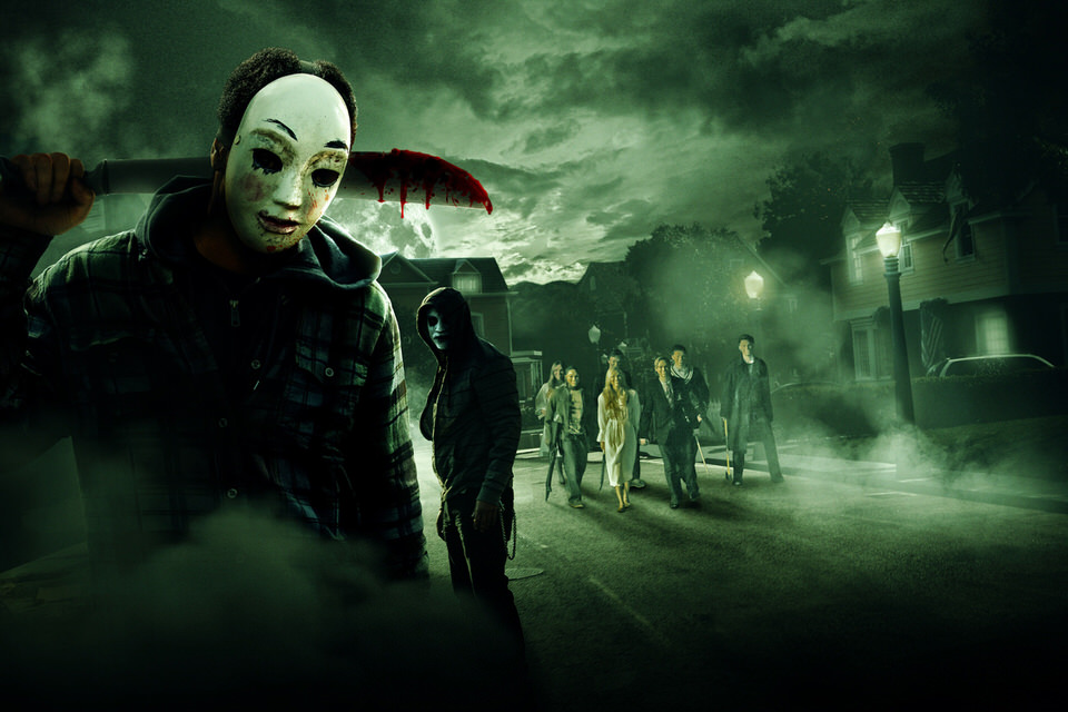 The Purge Coming to HHN 25