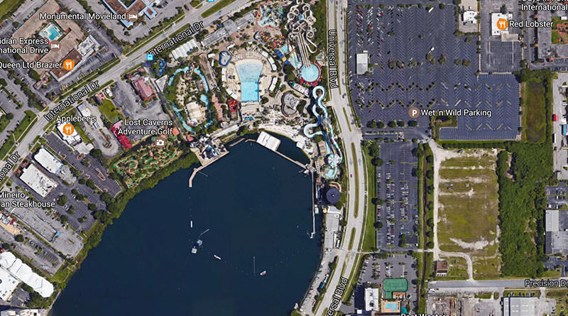 Universal Planning 4,000 Hotel Rooms on Wet 'n Wild Property