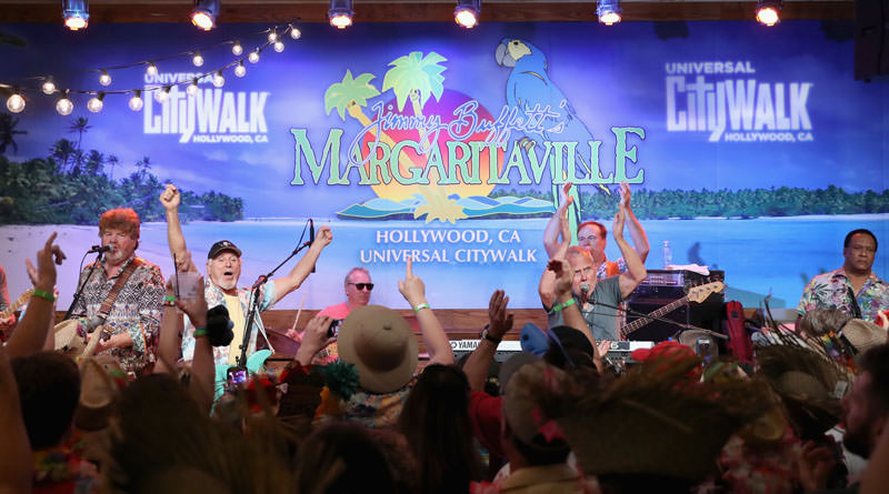 VIDEO: Jimmy Buffett Performs at Margaritaville Grand Opening