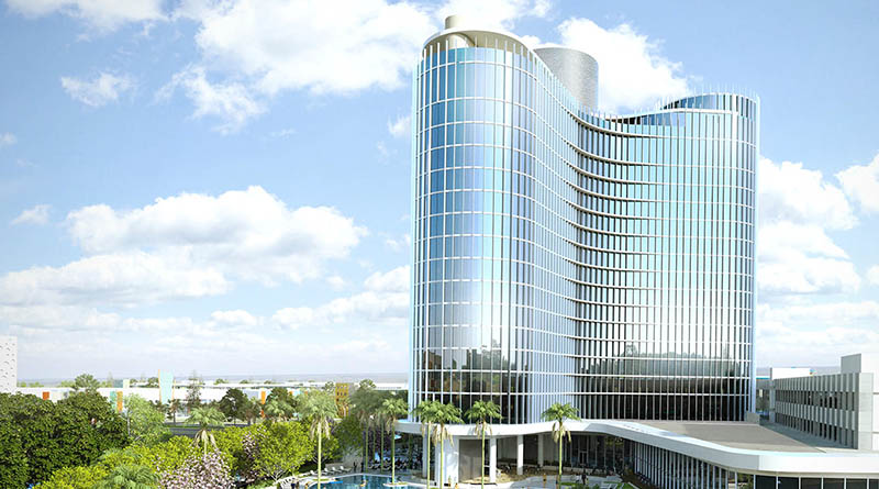 Universal's Aventura Hotel to Offer Special Tech