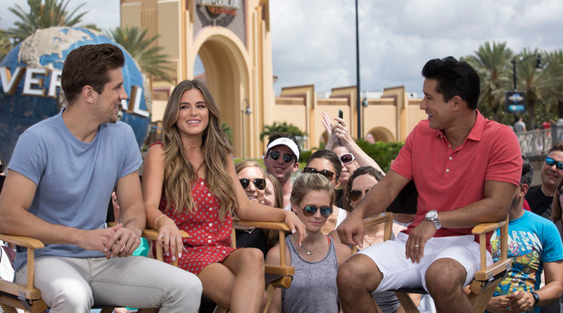 'Extra' to Host Their Show from Universal Orlando Resort