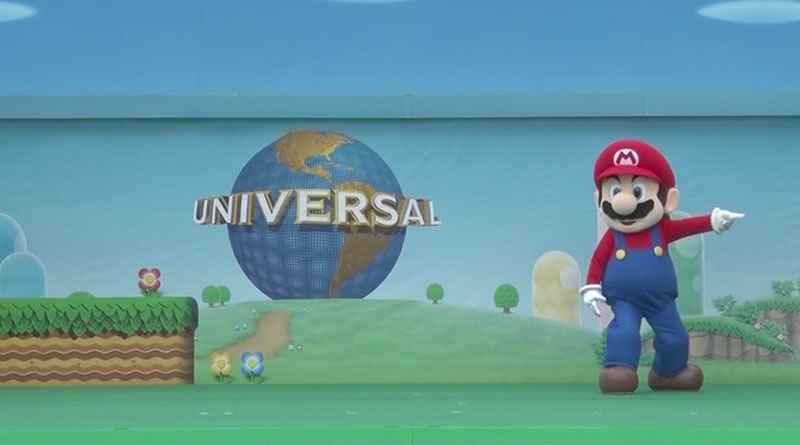 Universal Studios Japan Announces Mario Kart, Breaks Ground on Super Nintendo World