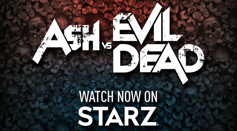 Ash vs Evil Dead Coming to Halloween Horror Nights