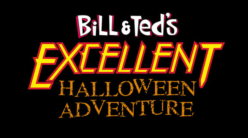 Bill & Ted's Excellent Halloween Adventure Ending This Year