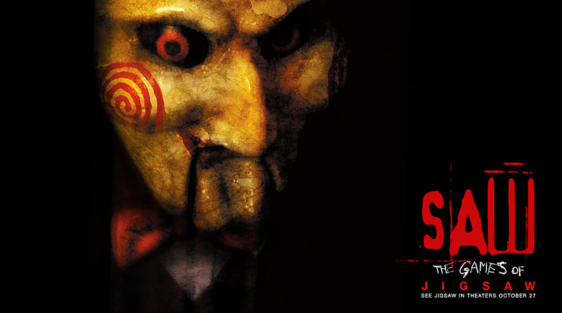 SAW: The Games of Jigsaw Announced for Halloween Horror Nights