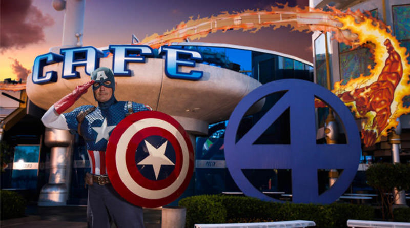 New Marvel Character Dinner Coming to Islands of Adventure