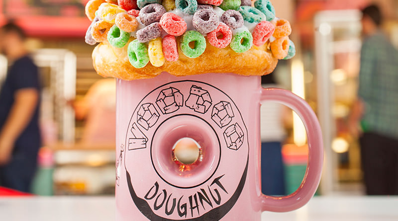 Voodoo Doughnut Opening at CityWalk this Spring