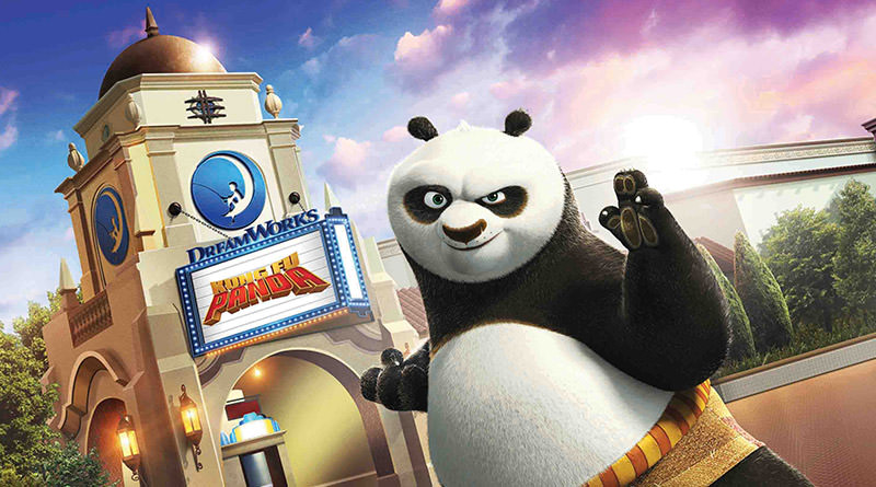 "New Details on ""Kung Fu Panda: The Emperor's Quest"" in Hollywood"