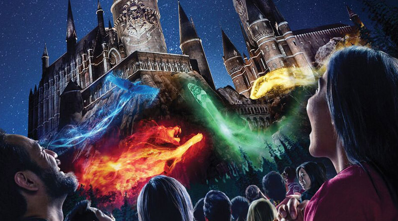 """The Nighttime Lights at Hogwarts Castle"" is Returning to Universal Studios Hollywood"