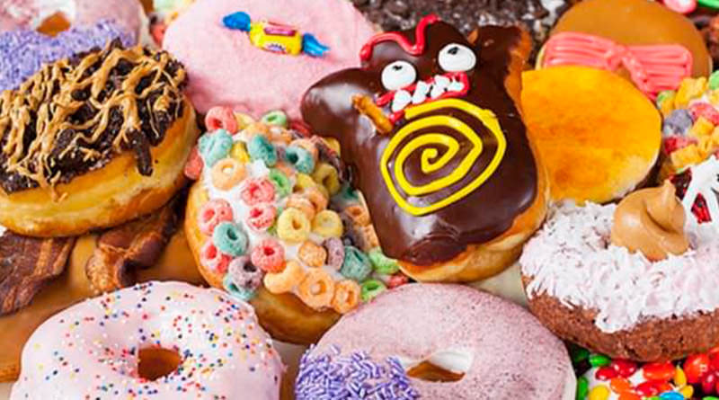 A Sneak Peek of Voodoo Doughnut