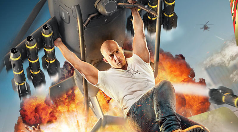 Fast & Furious – Supercharged at Universal Studios Florida is Now Open