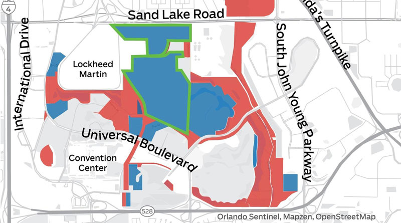 After Lawsuit Settlement, Universal Purchases Additional Land for Development