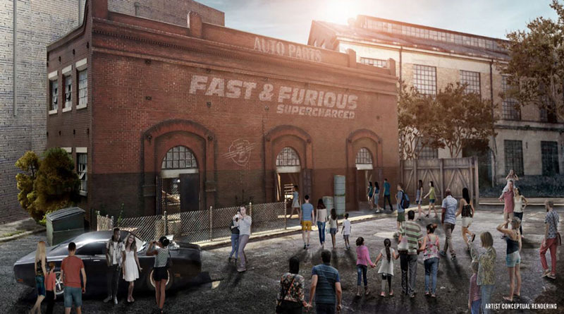 New 'Fast & Furious: Spy Racers' Trademark Could Have a Presence in Universal Parks