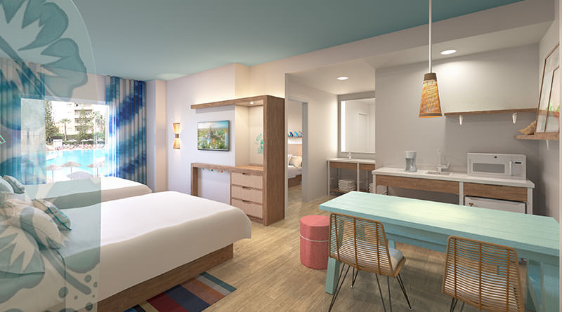 Universal's New Hotels will be Universal's Endless Summer Resort