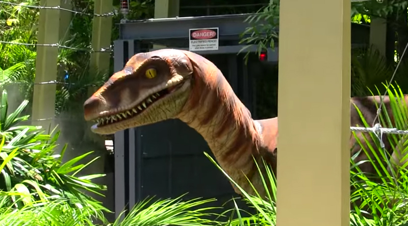 'Jurassic World' Inspired Raptor Coming to the Raptor Encounter at Islands of Adventure
