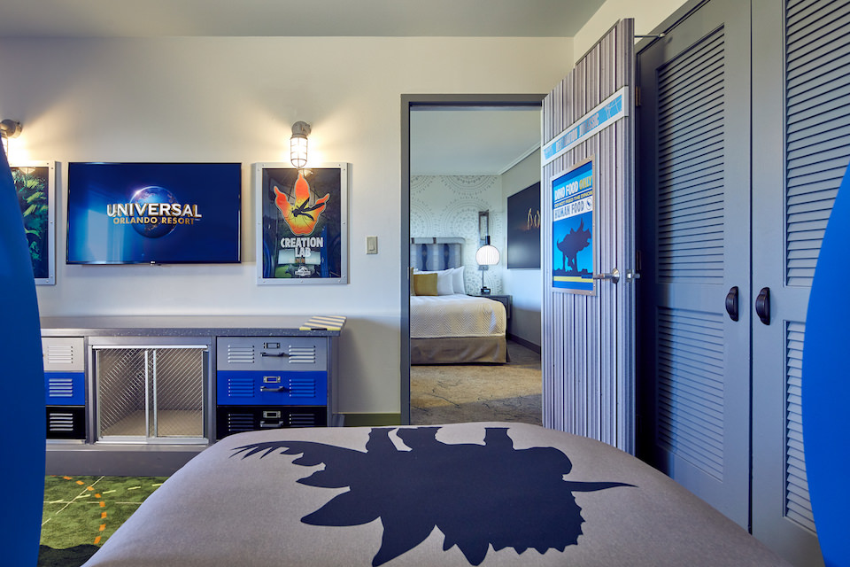 17-26069 RES17 RPR Kids Suite, Loews Royal Pacific Resort at Universal Orlando, LRPR, RPR, Resort, RES, Hotels, Accommodations, Preferred, Universal Orlando Resort, UOR, UO