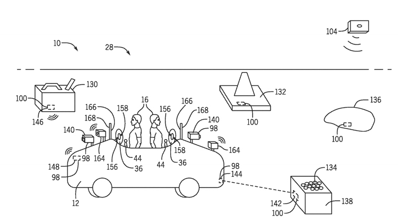Controllable Ride Vehicle Patent May Hint at Mario Kart Racing Attraction