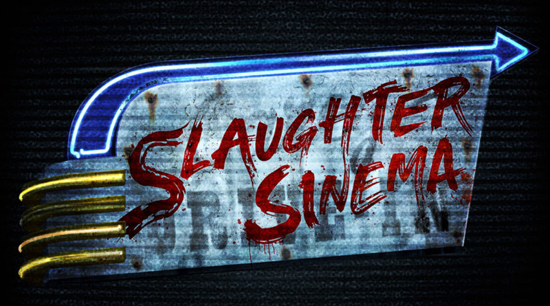 Slaughter Sinema House Announced for Halloween Horror Nights 2018
