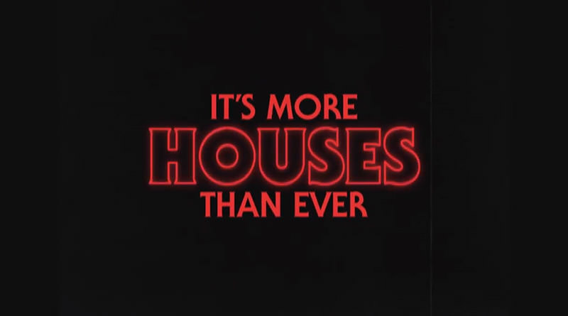 HHN 28 Has 10 Houses and Confirms '80s Theme