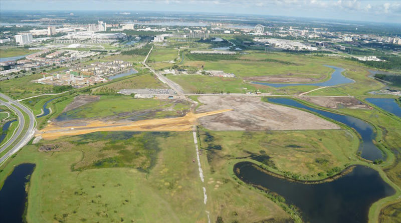 Sale Recorded for Former Universal Properties in Orlando Tourism Corridor