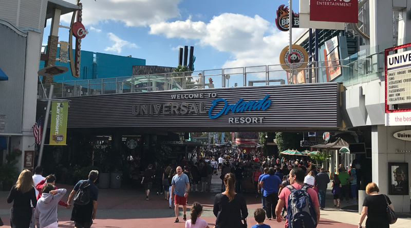 Universal Orlando Resort Raises the Cost of Parking