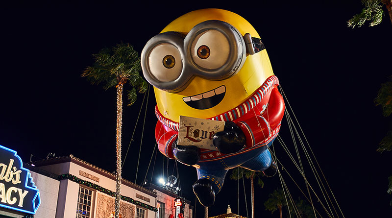 Universal Orlando Announces New Macy's Parade/Cinematic Celebration Dessert Party