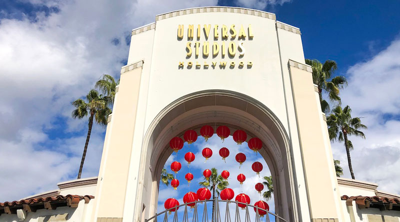 Universal Studios Hollywood the Celebrates Lunar New Year
