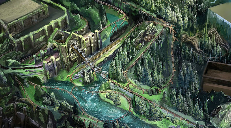 New Hagrid's Magical Creatures Motorbike Adventure Details Released