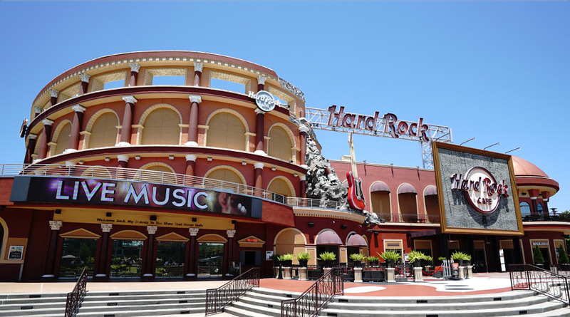 Hard Rock International Renews Universal CityWalk Lease Until 2039