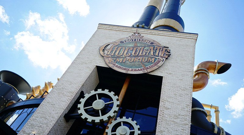 Universal Wins Lawsuit Over the Idea of the Toothsome Chocolate Emporium