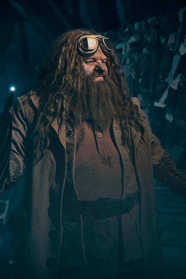 02_Hagrid's Animated Figure Reveal