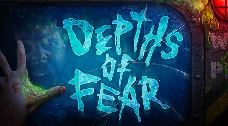 Depths of Fear House Announced for Halloween Horror Nights