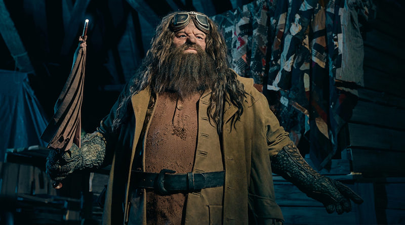 New Hagrid Animated Figure Revealed